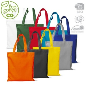 Produit personnalisable Sac shopping bio coton organic