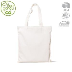 Produit personnalisé Sac shopping bio coton organic Sac personnalisé
