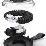 Produit personnalisable Cable de charge enrouleur Allroundo