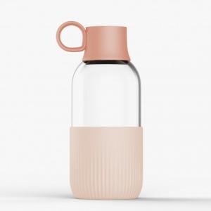 Produit personnalisé Gourde GOBI Indoor en verre recyclée Gourdes