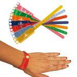 Produit personnalisable Bracelet inviolables