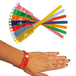 Produit personnalisé Bracelet inviolables Bracelets personnalisables