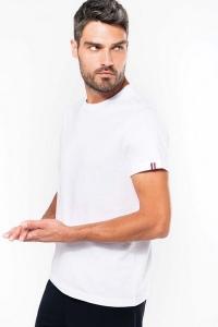 Produit personnalisé Tee shirt Bio certifié Origine france garantie - homme Tshirt personnalisé BIO