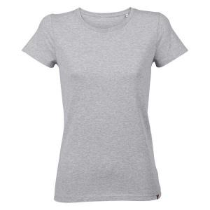 Produit personnalisé Tee shirt femme col rond Made in France promotionnel Tshirt femme personnalisé