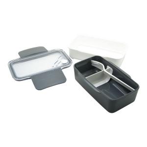 Produit personnalisé Boite bento avec fourchette et compartiment amovible Lunchbox bio