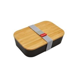 Produit personnalisé Bento avec couvercle en bambou Lunchbox
