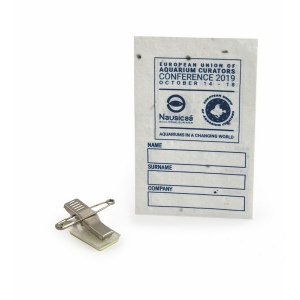 Produit personnalisé Badge à semer Plantes