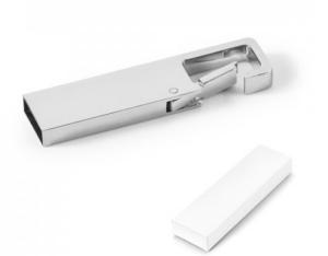 Produit personnalisé Clé USB en métal High Tech